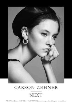 Carson Zehner   40817728