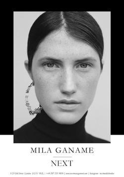 Mila Ganame   72892884
