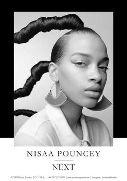 Nisaa Pouncey   56542266