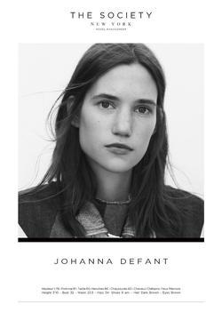 JOHANNA DEFANT   12250117