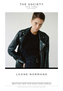 LOANE NORMAND   95703100