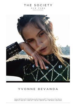 YVONNE BEVANDA   75720277