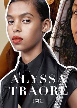 Alyssa Traore   18487625