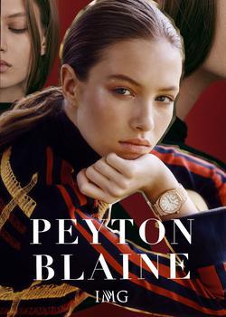 Peyton Blaine   58704366