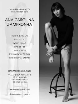 Ana Carolina Zampronha    15326654