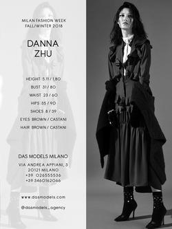 Danna Zhu    87870404