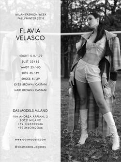 Flavia Velasco    22427298