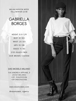 Gabriella Borges    7011852