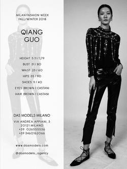 Qiang Guo    23561009