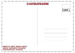 Alyssa Traore    13642457