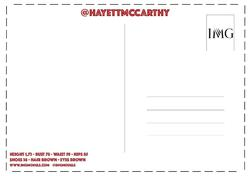 Hayett    20330254