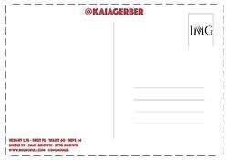 Kaia Gerber    36270629
