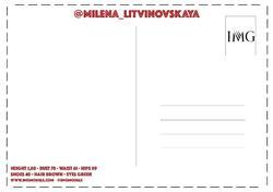 Milena Litvinovskaia    19232906