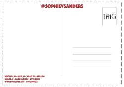 Sophie Sanders    84301761