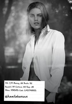 Kamila Hansen    71090831