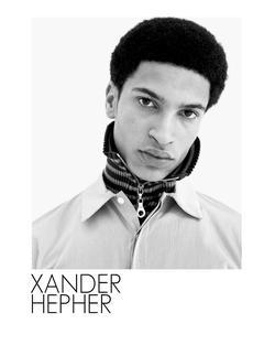 XANDER HEPHER   85067002