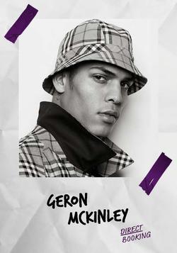GERON MC KINLEY 0   74907227
