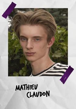 MATHIEU CLAUDON 0   233538