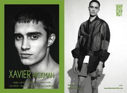 Xavier Hickman   13317386