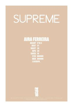AIRA FERREIRA    15027768