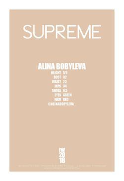 ALINA BOBYLEVA    76614557