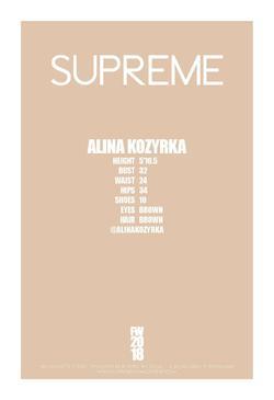 ALINA KOZYRKA    2789440