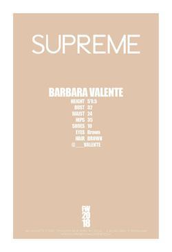 BARBARA VALENTE    49768438