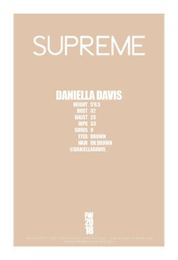 DANIELLA DAVIS    74905315