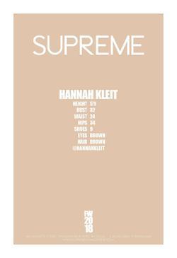 HANNAH KLEIT    75241280
