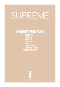KENNEDY MONTANO    66583877