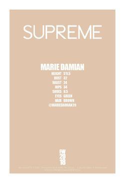 MARIE DAMIAN    17153946