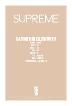 SAMANTHA ELLSWORTH    16343085