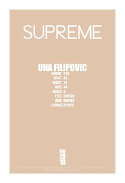 UNA FILIPOVIC    76977652