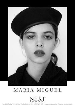 Maria Miguel   55559639