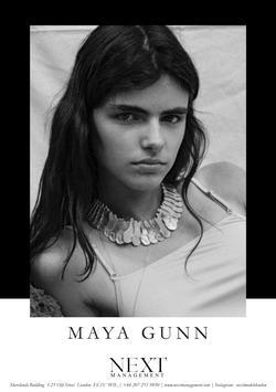 Maya Gunn   64619716