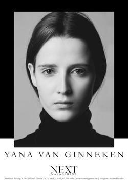 Yana Van Ginneken   40400218
