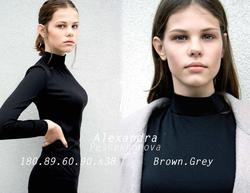 Alexandra Peshekhonova   87186911