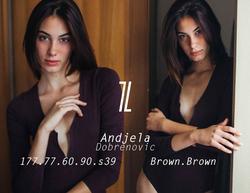 Andjela Dobrenovic   89783092
