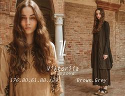 Viktoriia Liguzova   78010699