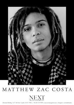 Matthew Zac Costa   54100054