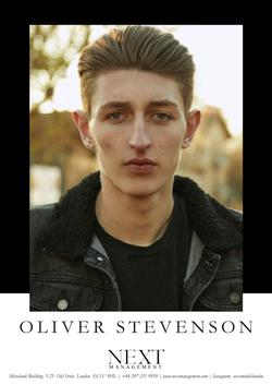Oliver Stevenson   12418013