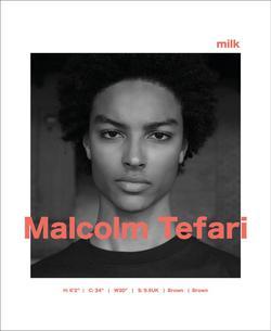 Malcolm Tefari   8156081