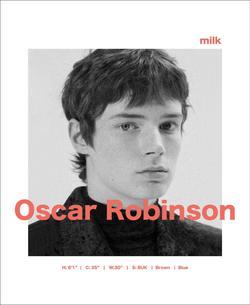 Oscar Robinson   98739387