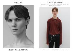 ERIK ANDERSSON   1909337