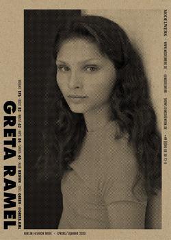 Greta Ramel   47006645