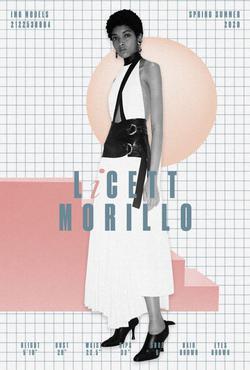 Licett Morillo   32031062