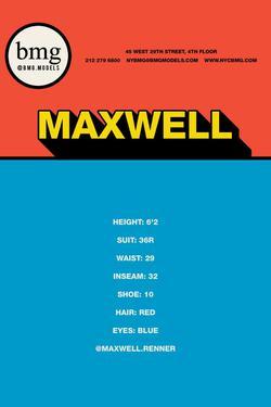 Maxwell    92100608