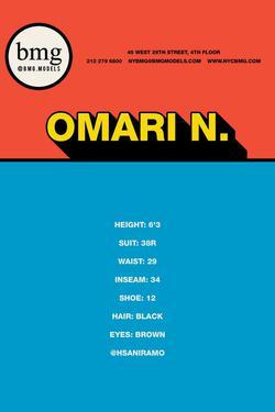 Omari    23074857