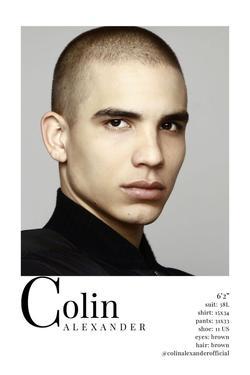 Colin Alexander   20849884