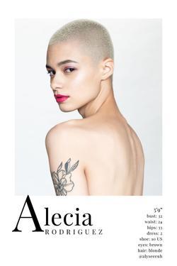 Alecia Rodriguez   22503957